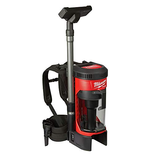 Best High-End Cordless Backpack Vacuum
