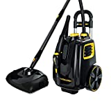 Best Runner-up - McCulloch MC1385 Deluxe Canister Steam Cleaner