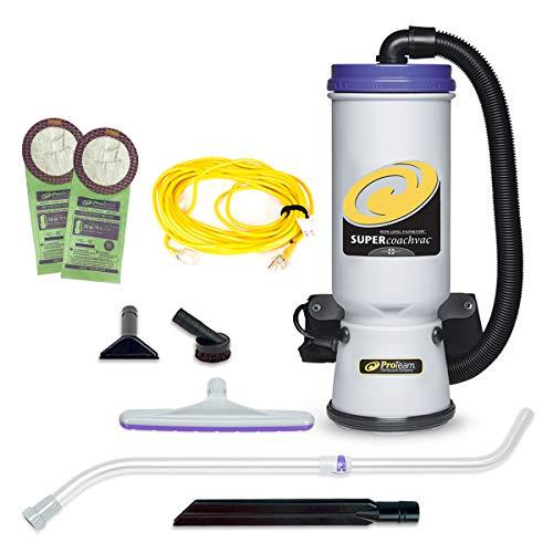 Best Backpack HEPA Vacuum