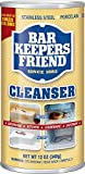 Best Powder All-Purpose Cleaner - Bar Keepers Friend Powdered All-Purpose Cleaner