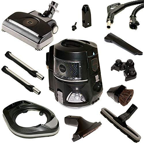 Best Water Filtration Vacuum for Hard Floors