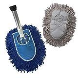Triangle Dust Mop Kit: 4 Piece Industrial Dust Mop Kit by Sladust