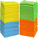 SimpleHouseware 50 Pack Cleaning Cloths