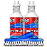 IT JUST Works! Grout-EEZ Super Heavy Duty Tile & Grout Cleaner and Whitener