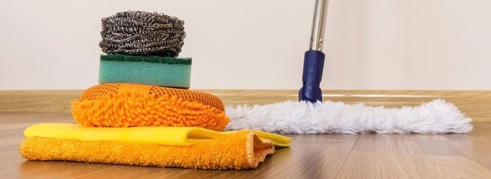 best floor cleaning supplies list