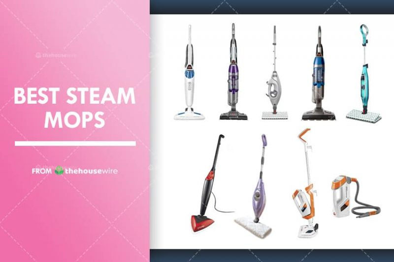 The 8 Best Steam Mops of 2020
