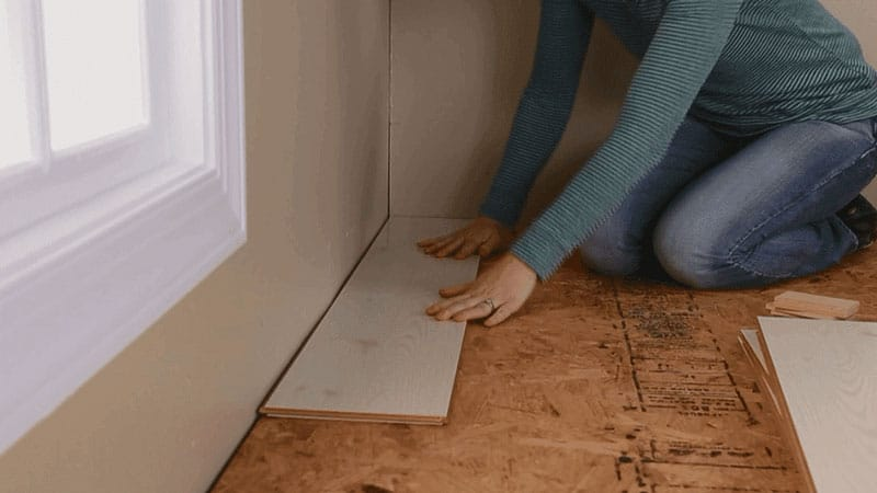 How to Install Ceramic Wood-style / Wood-look Tiles