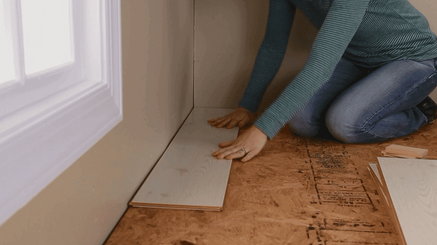 How To Install Ceramic Wood Style