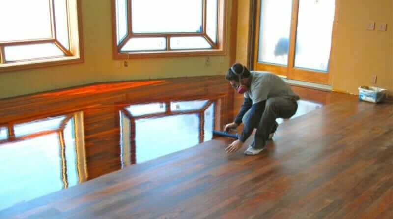 How To Apply And Remove Polyurethane On Hardwood Floors A
