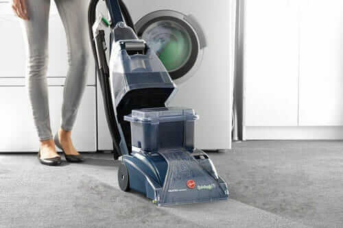 Hoover SteamVac SpinScrub Carpet Cleaner Review Of 2020