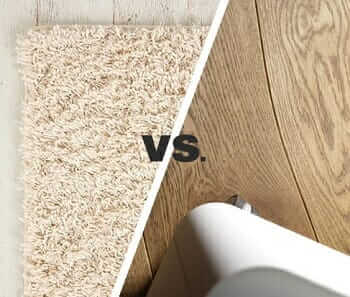 Should You Choose Carpet or Hardwood?