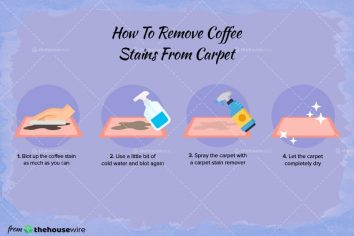 6 Easy Ways To Remove Coffee Stains from Carpet