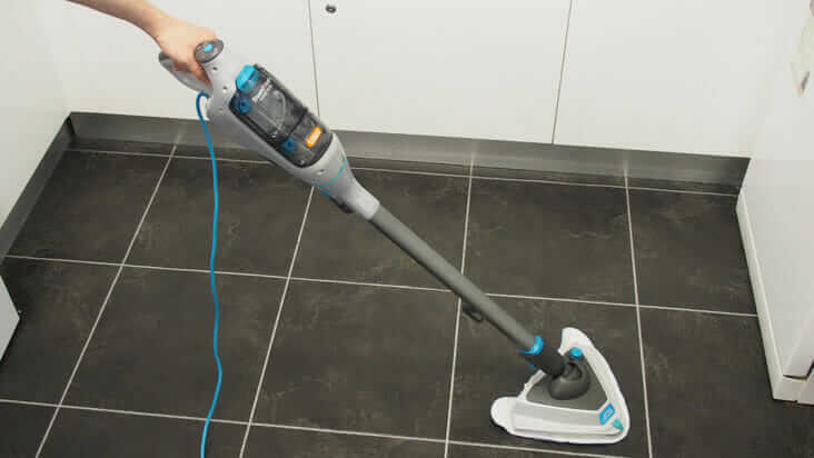 Tile Floors and Grout Steam Mops