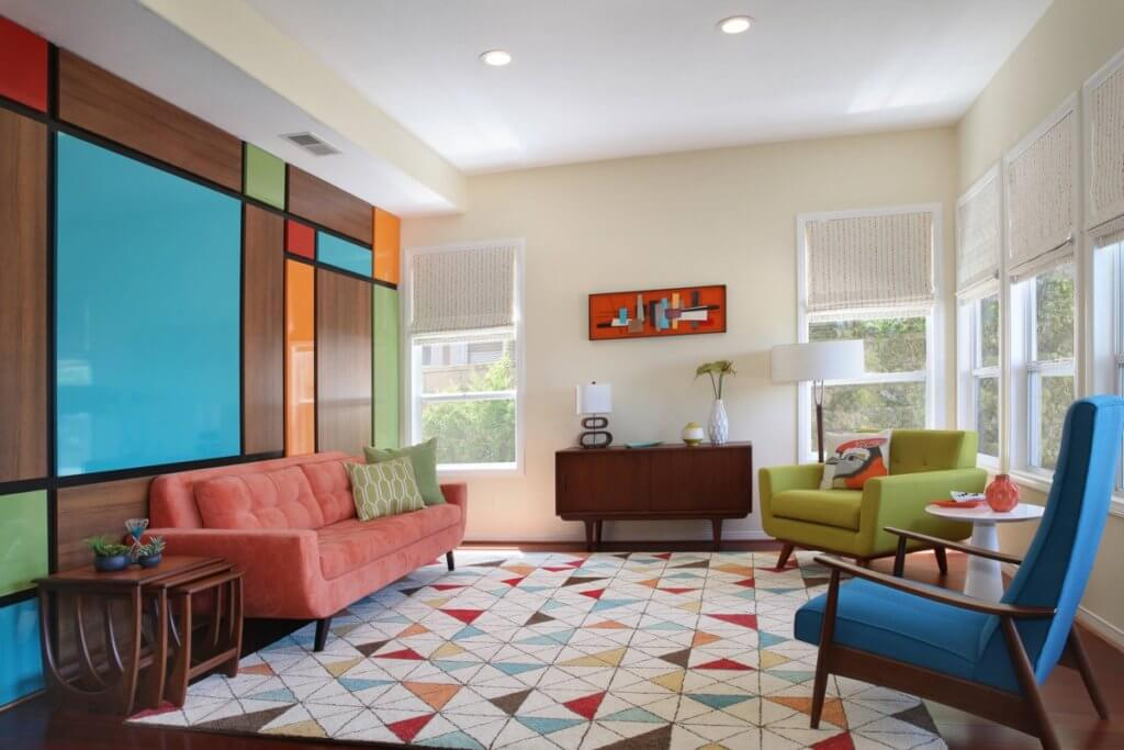 Image of: Mid Century Modern Living Room Ideas 12 Brilliant Ways To Decor Your Living Room The Housewire