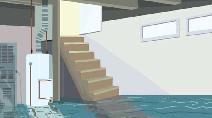 Controlling Basement Floods