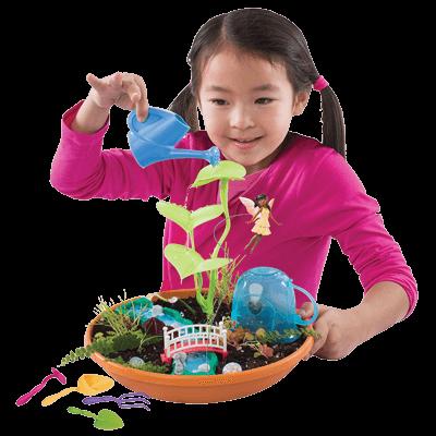 Gardening in a Kid