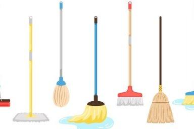 list of mops - keep it clean