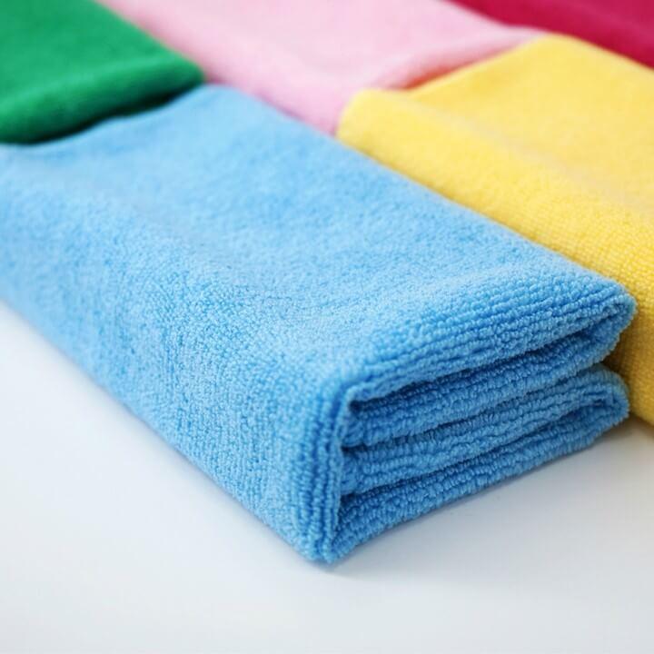 Microfiber Cloth sand hardwood floor