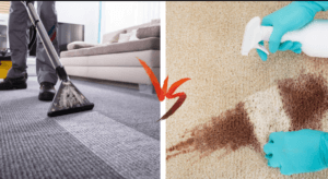 Professional vs. DIY Cleaning