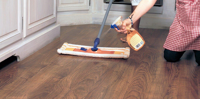 Wax Buildup hardwood floors