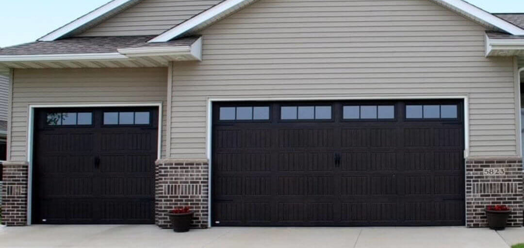 garage door doesn't open all the way