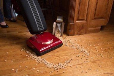 vacuum cleaner feature