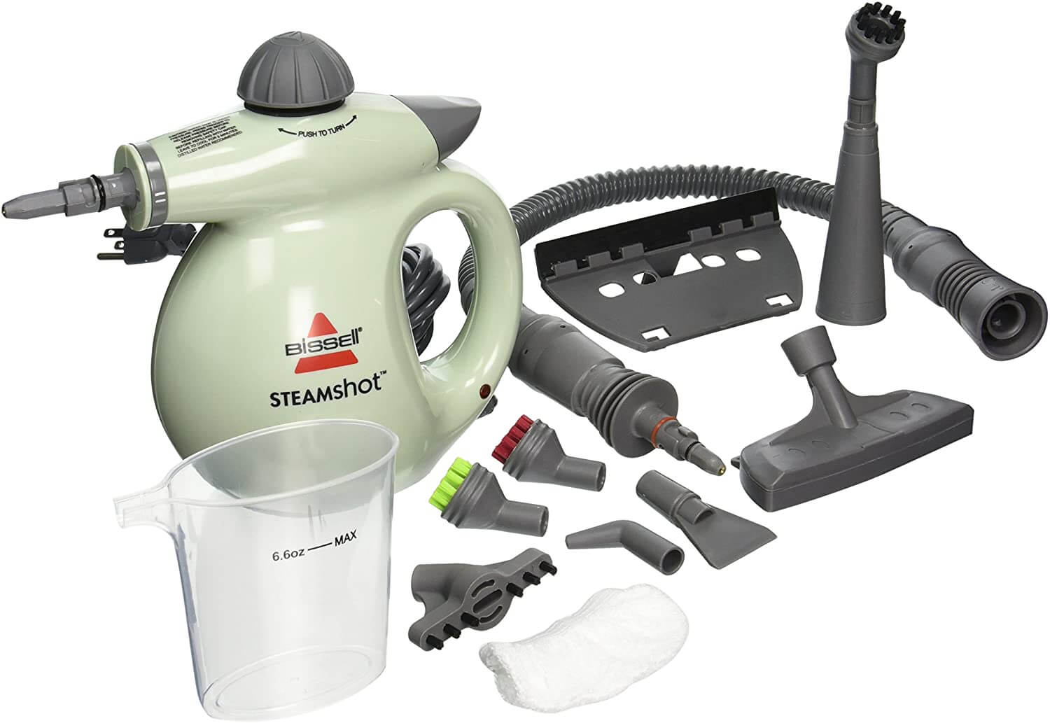 BISSELL 39N7A 39N71 Steam Shot Deluxe Hard-Surface Cleaner accessories