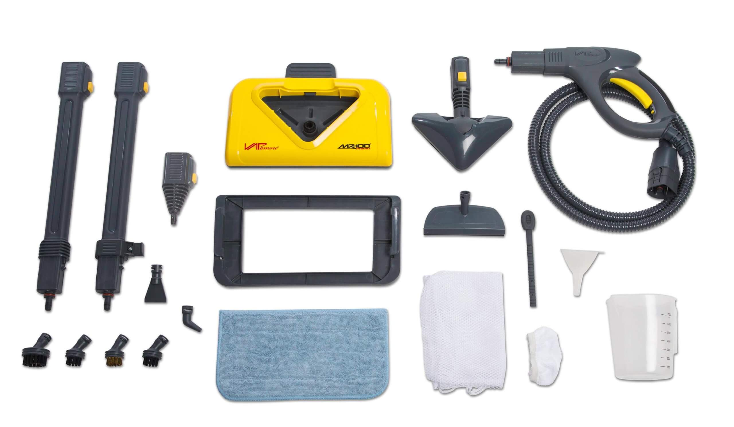 Vapamore MR-100 Primo Steam Cleaning System accessories