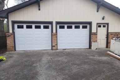 garage door not opening