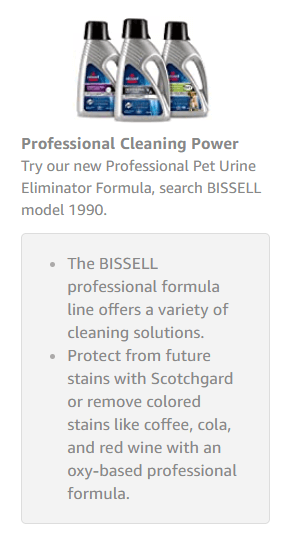 BISSELL Big Green Deep Cleaning Machine (model 86T3)