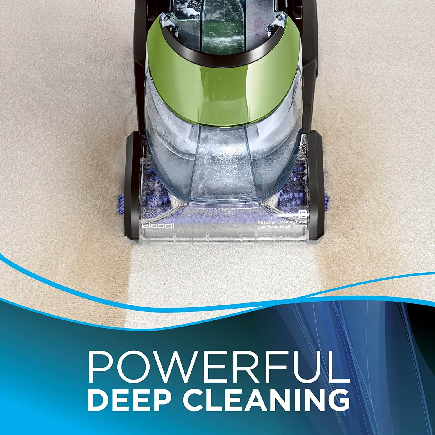 BISSELL DeepClean Premier Pet Carpet Cleaner, 17N4, Grey