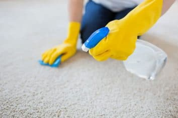 5 Easy Ways to Clean a Carpet Without a Vacuum Cleaner