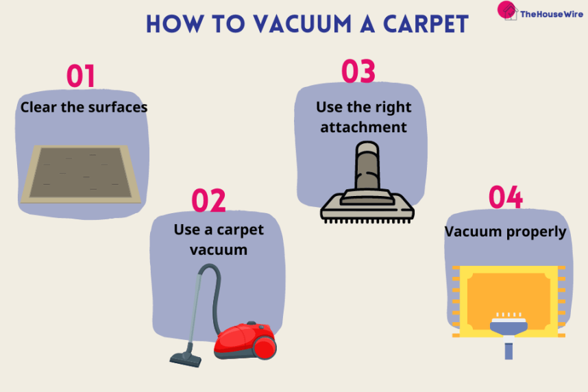 How to Vacuum Your Carpet