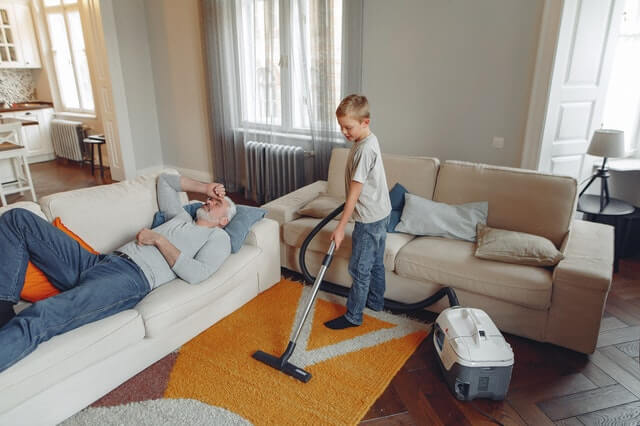 Sick of Cleaning Learn How to Avoid a Smelly Carpet