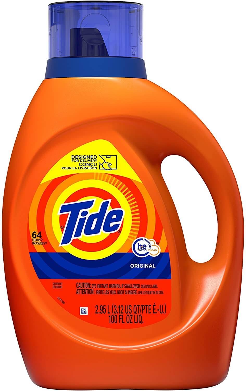 Tide Laundry Detergent Liquid