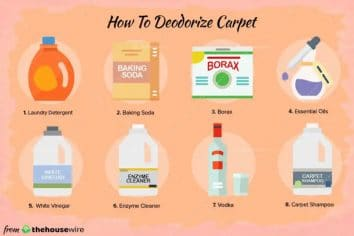 How to Deodorize Carpet And Refresh Your Home