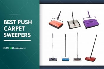 The 7 Best Push Carpet Sweepers of 2021