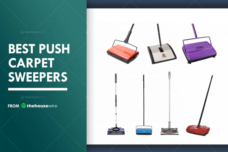 The 7 Best Push Carpet Sweepers Of 2020