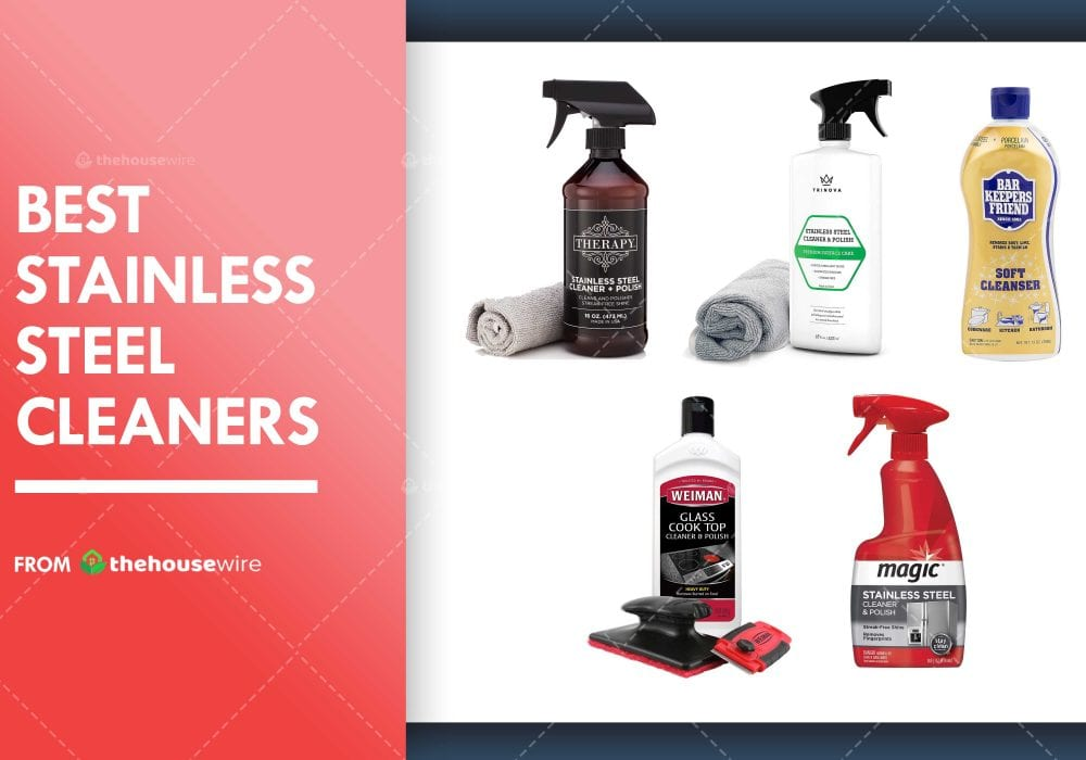 best-stainless-steel-cleaners