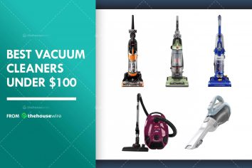 The 5 Best Vacuum Cleaners Under $100 of 2021