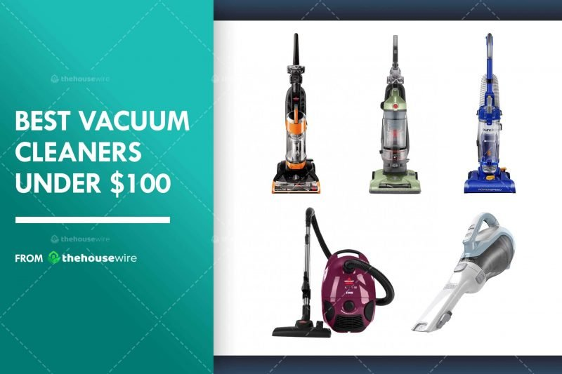 The 5 Best Vacuum Cleaners Under $100 Of 2020