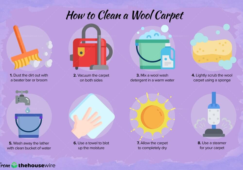 how-to-clean-a-wool-carpet
