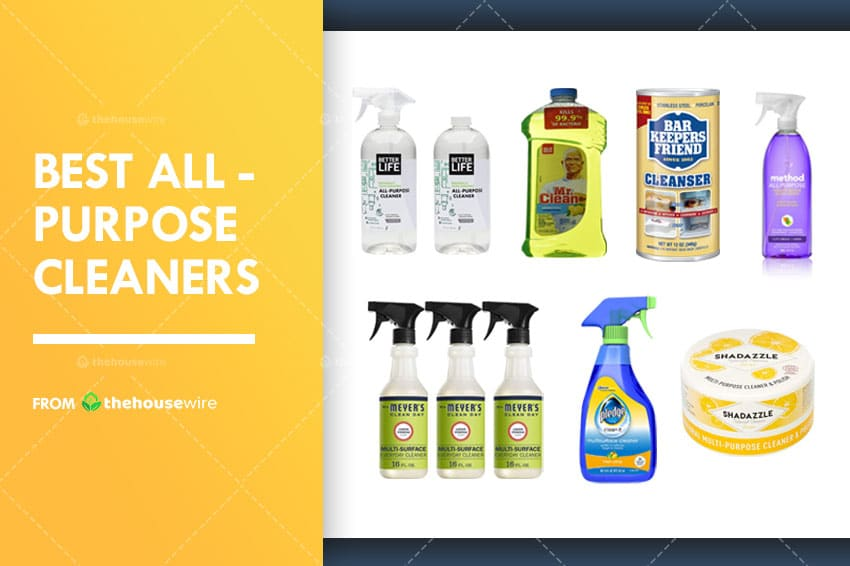 The 7 Best All-Purpose Cleaners of 2021