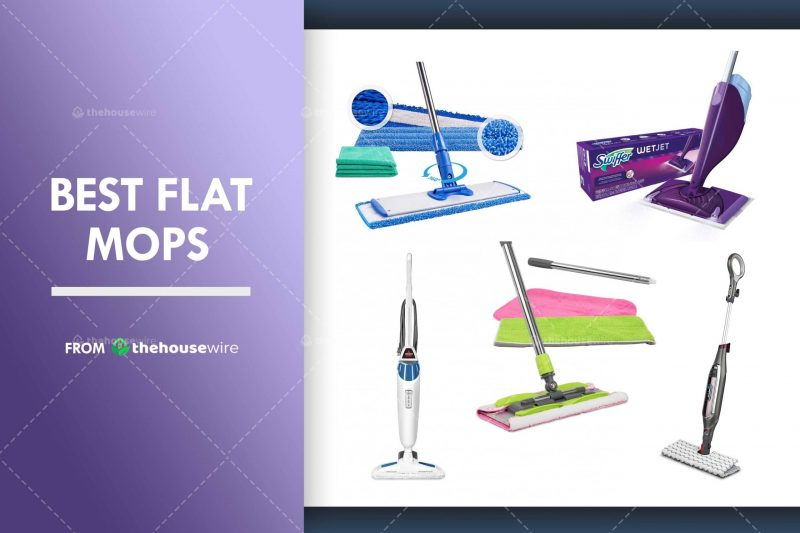 The 5 Best Flat Mops Of 2020