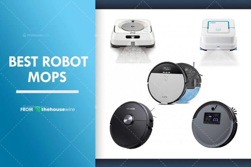 The 5 Best Robot Mops Of 2020
