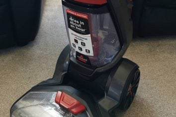 Bissell ProHeat 2X Revolution Pet Pro Carpet Cleaner Review