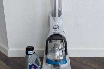 Hoover PowerDash Pet Compact Carpet Cleaner Review