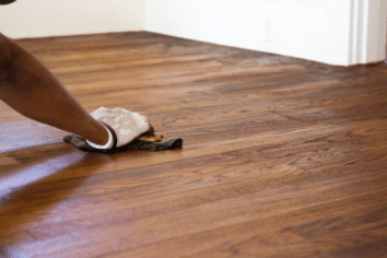 How to Remove Stains from Wood Floors with No Hassle