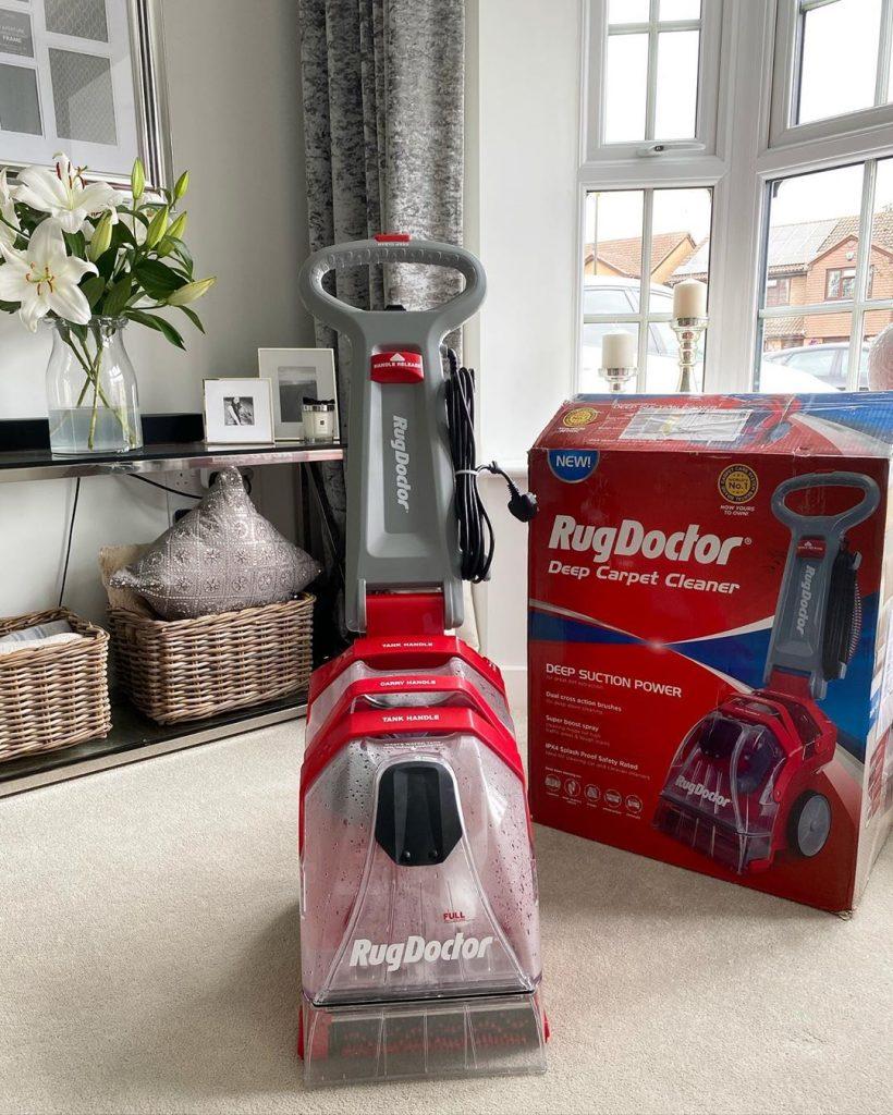 Rug Doctor Deep Carpet Cleaner Unboxing