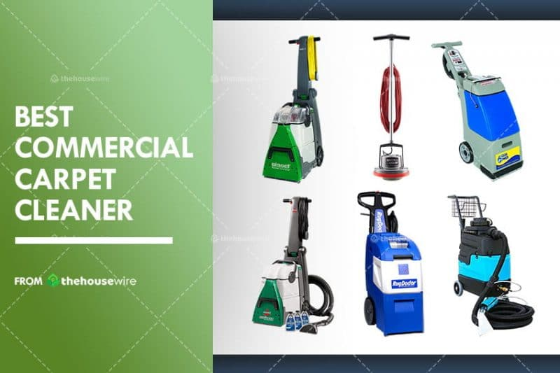 The 6 Best Commercial Carpet Cleaner Of 2020